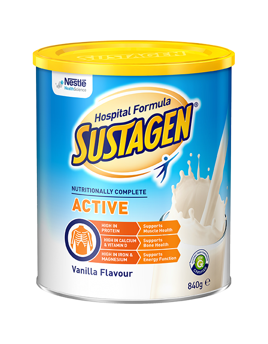 Top Tips to Boost Your Protein Intake SUSTAGEN