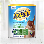 SUSTAGEN Hospital Formula Plus Fibre Chocolate Flavour