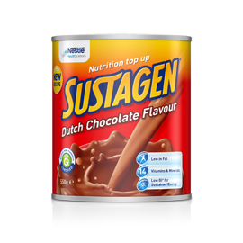 SUSTAGEN® Everyday - Dutch Chocolate